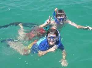 Egmont Key Divers