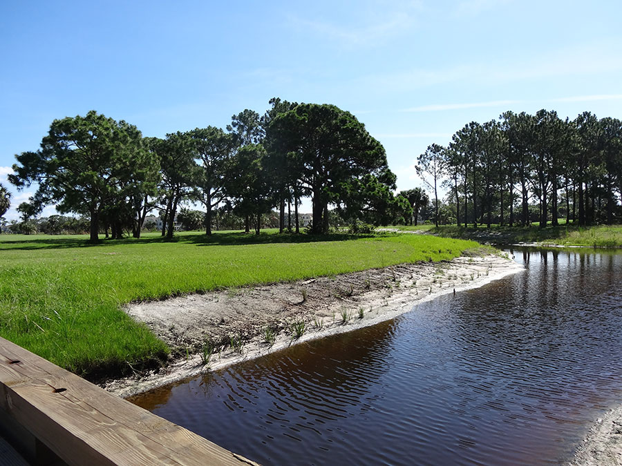 MacDill Wages War on Stormwater Pollution | Bay Soundings