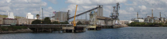 A partnership with business, including the phosphate industry, has reduced nitrogen loading to the bay by 400 tons per year.