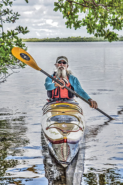 Russ Farrow of Sweetwater Kayaks